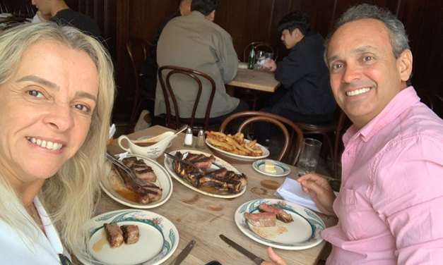 Peter Luger Steak House no Brooklyn