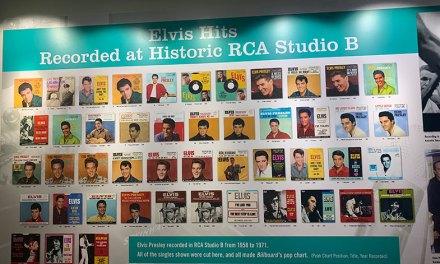 RCA Studios B em Nashville, uma visita emocionante