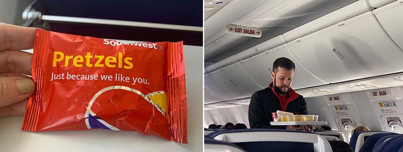 Como é voar com a Southwest nos Estados Unidos