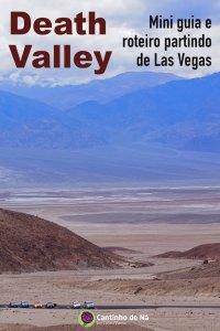 Death Valley guia e roteiro