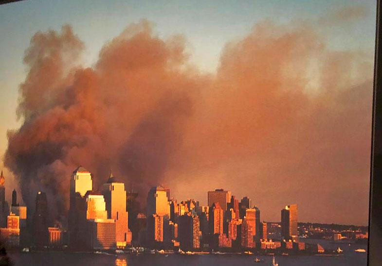Memorial 11 de setembro - visita