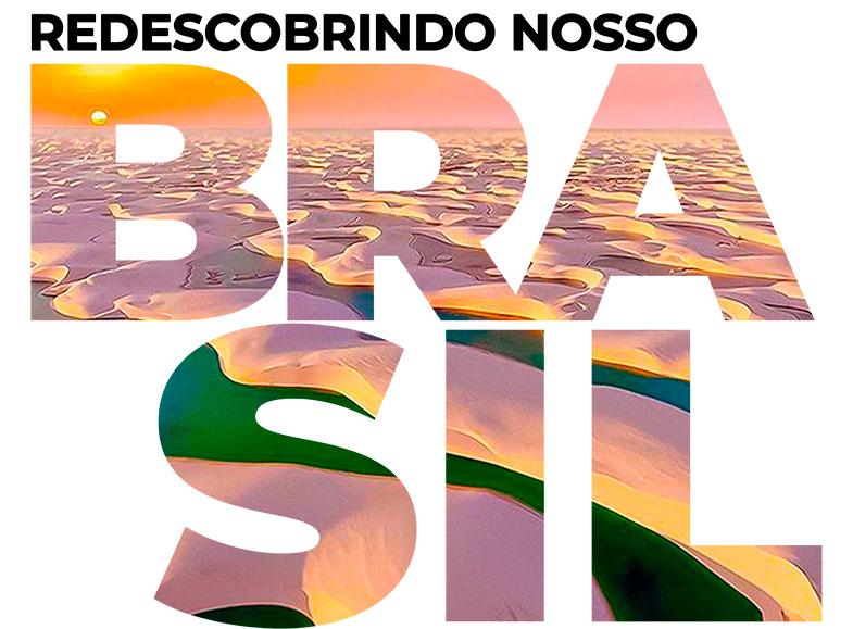 Guia de turismo Redescobrindo nosso Brasil