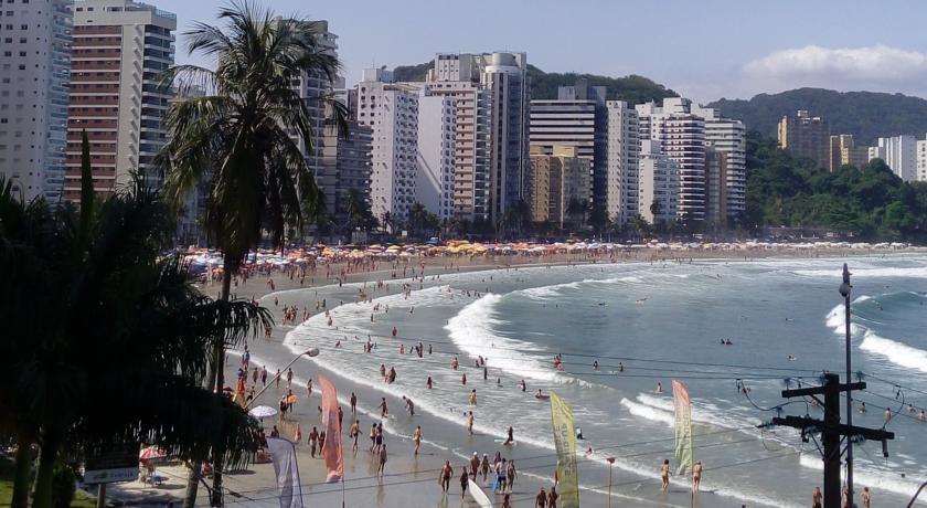 Praia da Asturias Guaruja SP