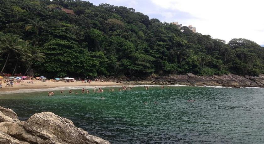 Praia do Eden Guaruja