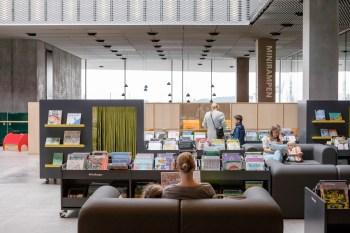 Dokk1, biblioteca per bambini