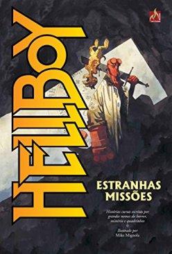 Hellboy - Estranhas Missoes - Mythos Editora - Canto do Gargula