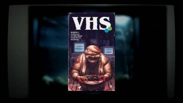 Coletanea VHS - Quadrinho - Canto do Gargula