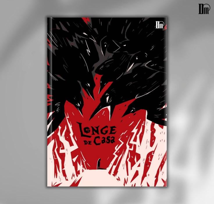 Longe de Casa - Diario Macabro - Catarse - Canto do Gargula