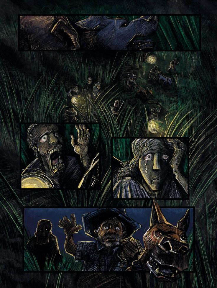Marcel Bartholo - Canil - Carniça Quadrinhos - Cando do Gargula