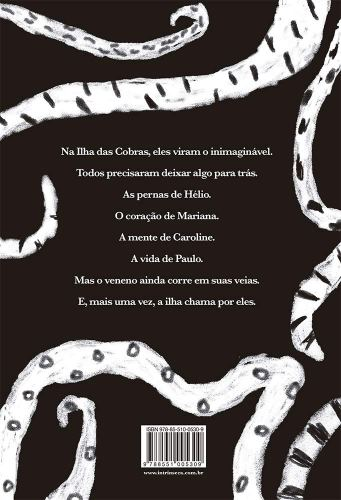 Serpentario - Felipe Castilho - Editora Intrinseca - Canto do Gargula