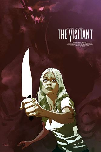 The Visitant - Screamfest - Curta - Canto do Gargula