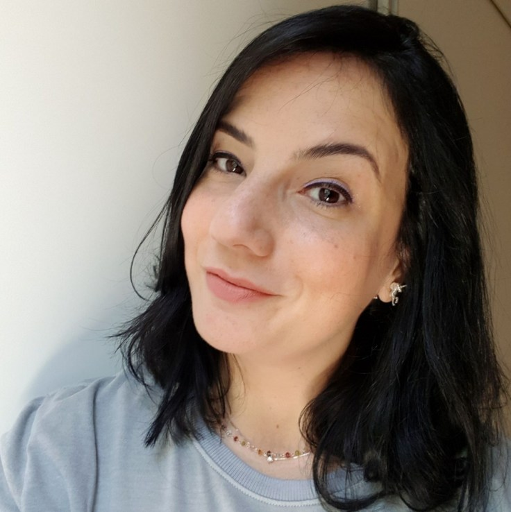 Frini Georgakopoulos - Escritora - Canto do Gárgula