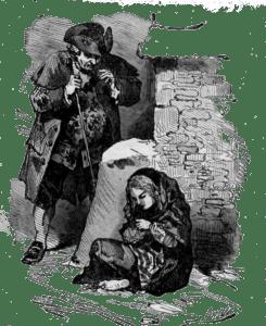 A Pequena Vendedora de Fósforos - Hans Christian Andersen - Canto do Gárgula