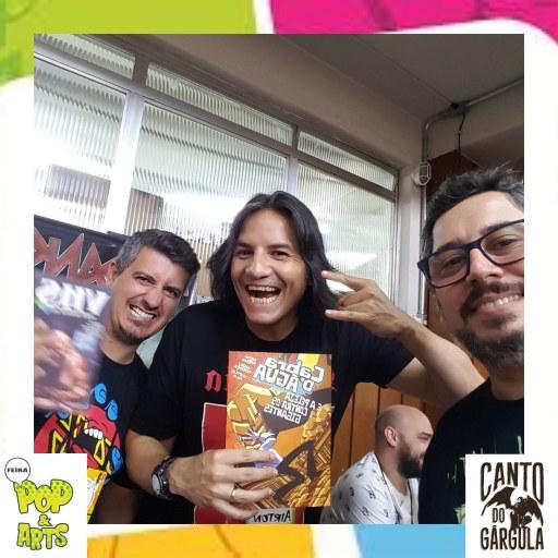 2a Feira Pop & Art 2020 - Airton Marinho e Samuel Sajo - Canto do Gárgula