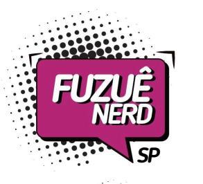 Fuzuê Nerd 2a Edição 2020 - Mascote - Evento - Canto do Gárgula