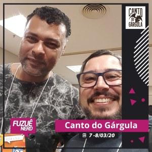 Fuzuê Nerd 2020 - Alex Mir - Canto do Gárgula
