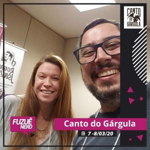 Fuzuê Nerd 2020 - Eliane Bonadio - Canto do Gárgula