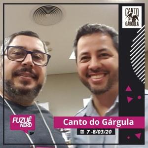 Fuzuê Nerd 2020 - Eric Peléias - Canto do Gárgula