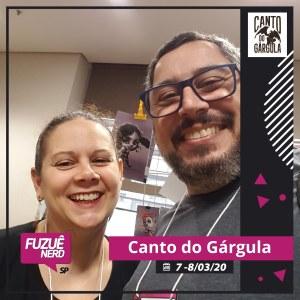 Fuzuê Nerd 2020 - Gio Guimarães - Canto do Gárgula