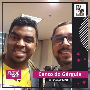 Fuzuê Nerd 2020 - Thiago Carneiro - Afro Nerd - Canto do Gárgula