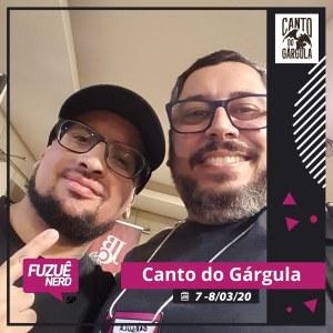 Fuzuê Nerd 2020 - Thiago Silva - Canto do Gárgula