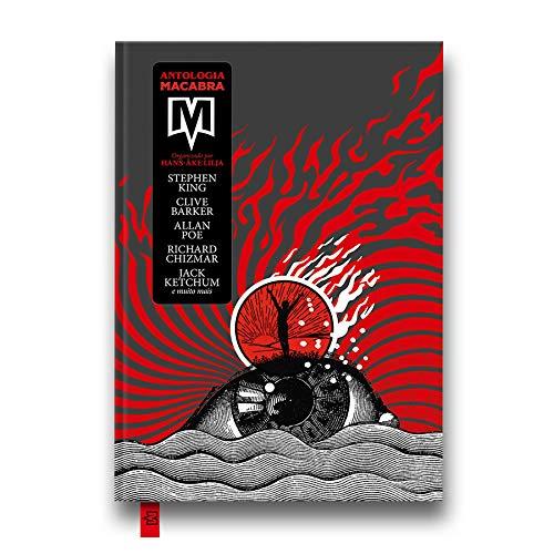 Antologia Macabra - Organizador Hans-Ake Lilja - Darkside Books - Canto do Gárgula
