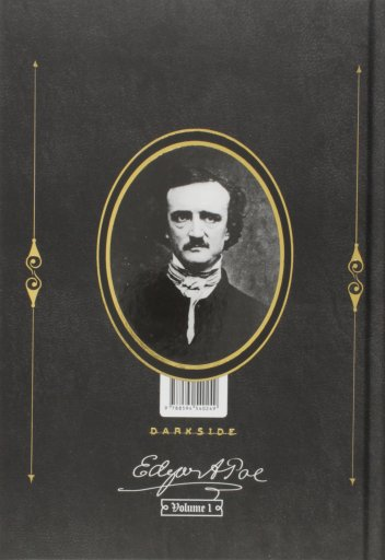 Edgar Allan Poe Medo Clássico Volume 1 - Darkside Books - Canto do Gárgula