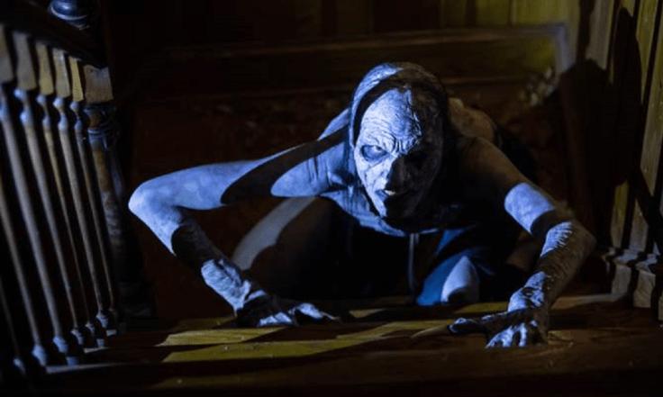 Keep Out - Crypt TV Monster Universe - Curta-Metragem - Canto do Gárgula