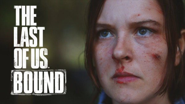 The Last of Us Bound - Alice Monstrinho - Curta-Metragem - Canto do Gárgula