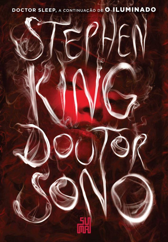 Doutor Sono - Stephen King - Editora Suma - Canto do Gárgula
