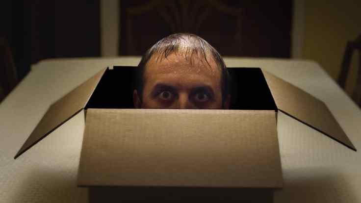 Other Side of the Box - Caleb J Phillips - Curta-Metragem - Canto do Gárgula