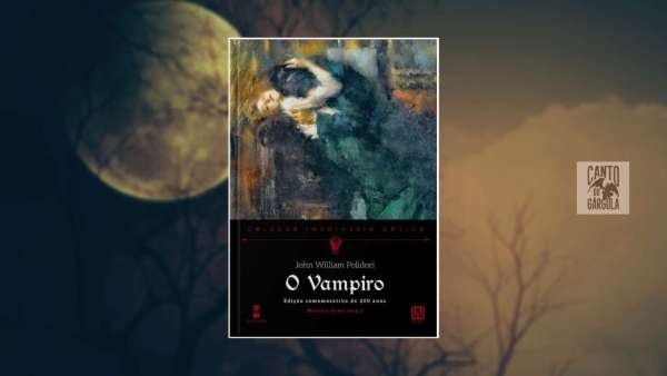 O Vampiro - John William Polidori - Sebo Clepsidra