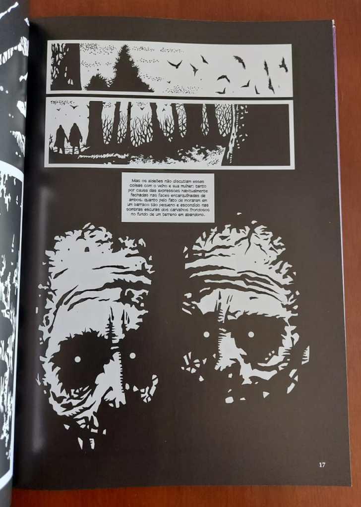 Os gatos de Ulthar - HP Lovecraft - Adaptação de Leander Moura - Editora Diário Macabro