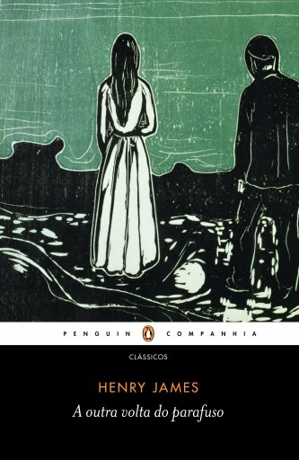 A volta do parafuso - Henry James - Editora Penguim