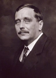 H. G. Wells by George Charles Beresford