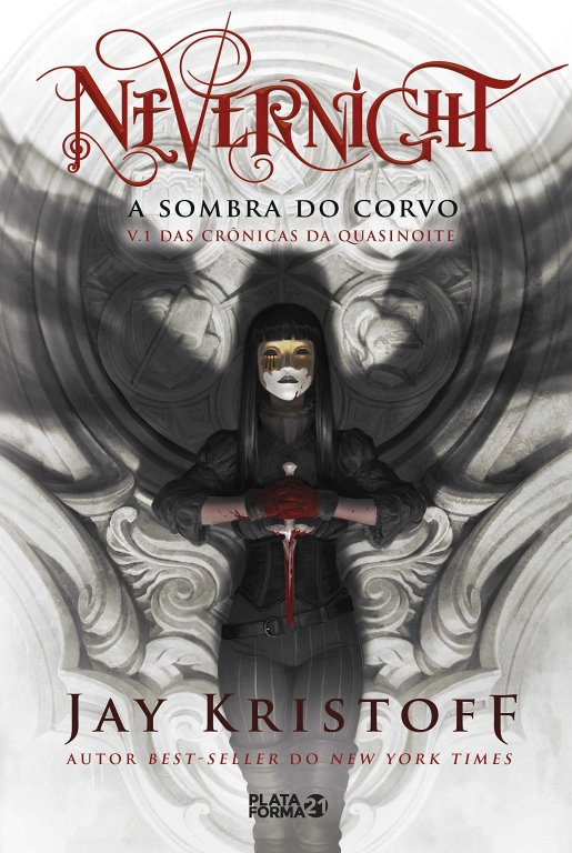 Nevernight - A sombra do corvo - Jay Kristoff - Plataforma 21