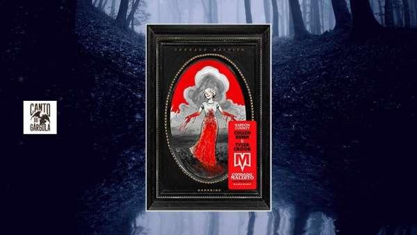 Condado Maldito Volume 2 - Cullen Bunn - Tyler Crook - Darkside Books