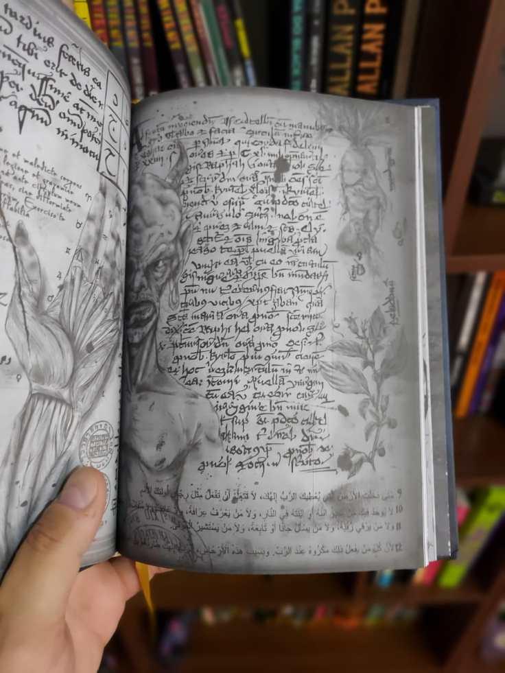 Al Azif Necronomicon - Abdul Alhazred - Skript Editora