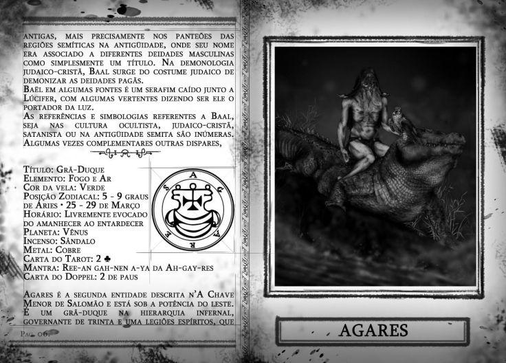 Bestiário Goetia - G Pawlick - Skript Editora