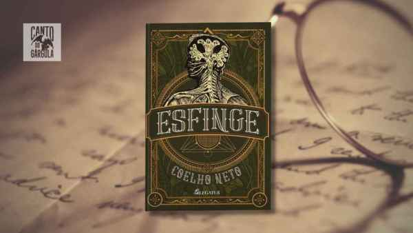 Esfinge - Coelho Neto - Editora Legatus