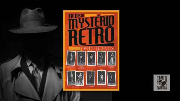 Revista Mystério Retrô n1 - ABERST