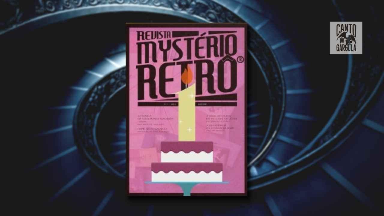 Revista Mystério Retro n5 - ABERST