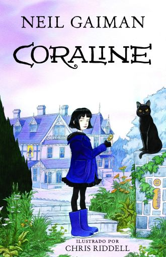 Coraline - Neil Gaiman - Editora Intrinseca