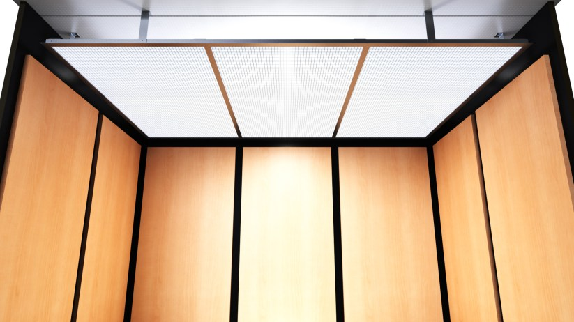 CE-1504 Ceiling View