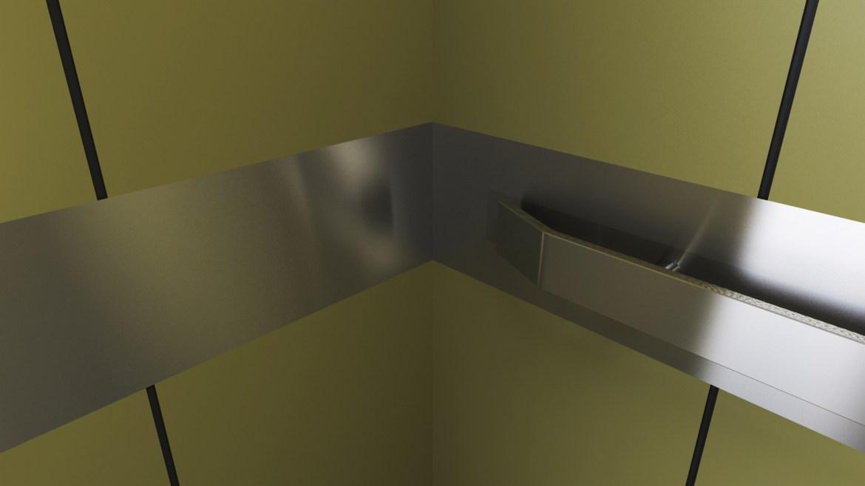 CE-1512 Corner Detail