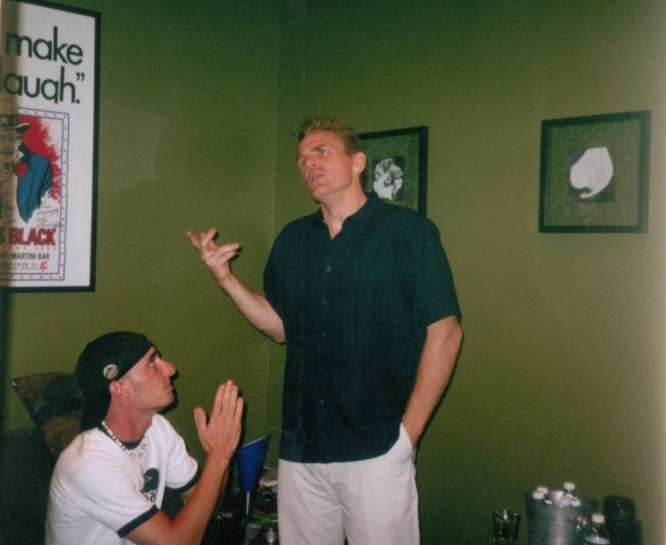 Omaha Funny Bone with Christopher Titus