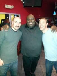Richmond Funny Bone with Faizon Love and Tom Dustin