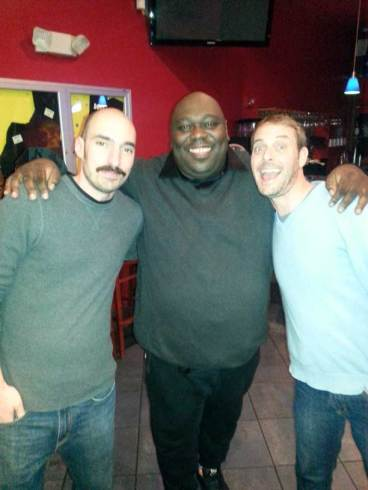 Richmond Funny Bone with Faizon Love and Tom Dustin