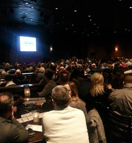 Syracuse Funny Bone - Sold-out show!