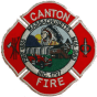 Canton Fire Patch